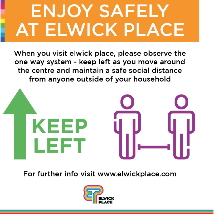 Enjoy Safely at Elwick Place