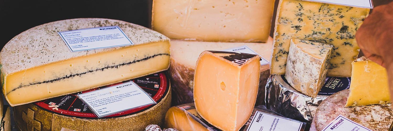 Cheese & Wine Evening At Macknade