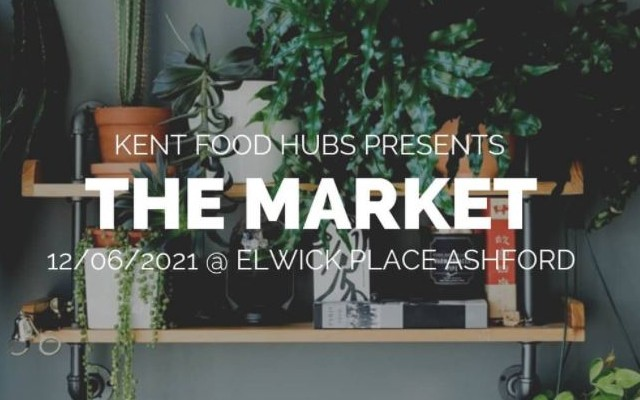 The market at Elwick Place