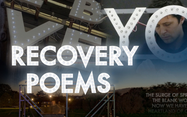 PAST EVENT - Recovery Poems to visit Elwick Place
